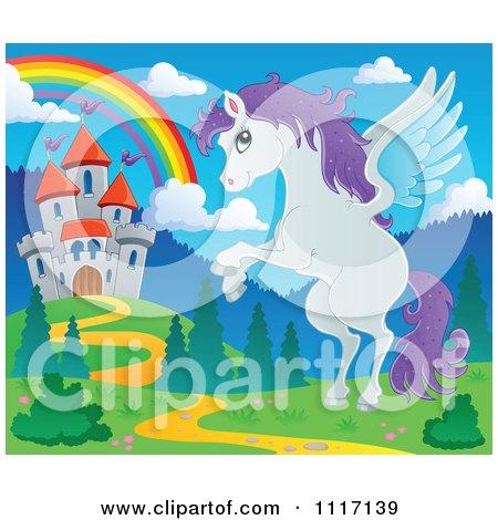 Unicorn Horse Pegasus Clip Art - Mouse Mats - The Exempts Transparent PNG