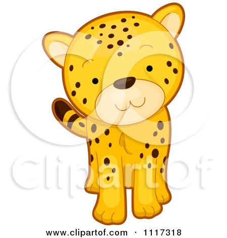 Royalty-Free (RF) Clipart of Cheetahs, Illustrations, Vector ...