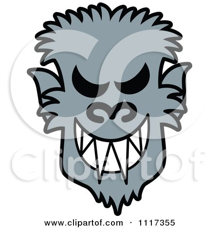 halloween werewolf with a naughty grin - Halloween Werewolf