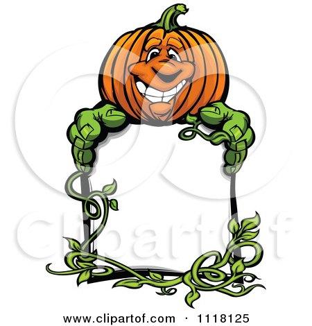 royalty free rf pumpkin vine clipart illustrations vector rh clipartof com