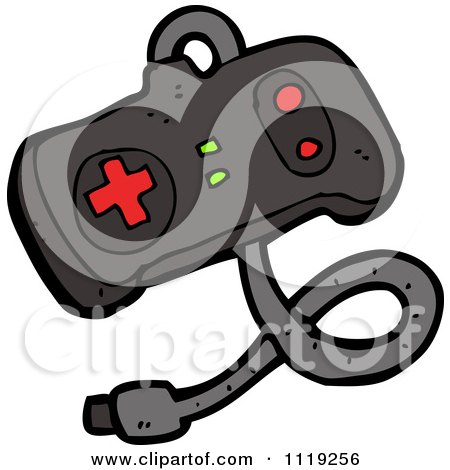 Royalty-Free (RF) Clipart of Video Games, Illustrations, Vector ...