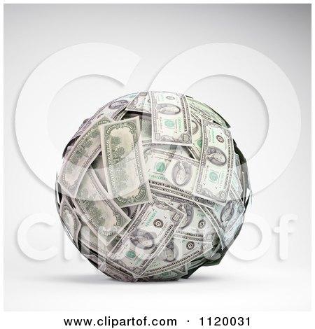 Designhouse Online on Royalty Free  Rf  Money Ball Clipart  Illustrations  Vector Graphics