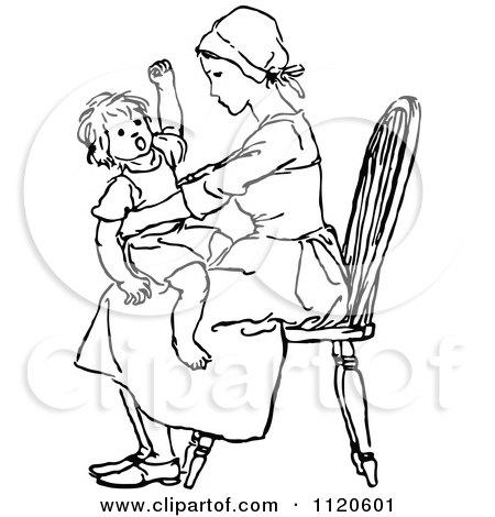 Royalty-Free (RF) Nanny Clipart, Illustrations, Vector ...