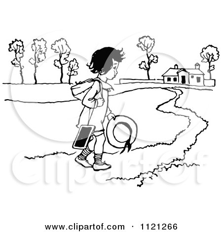 Going Home Clipart