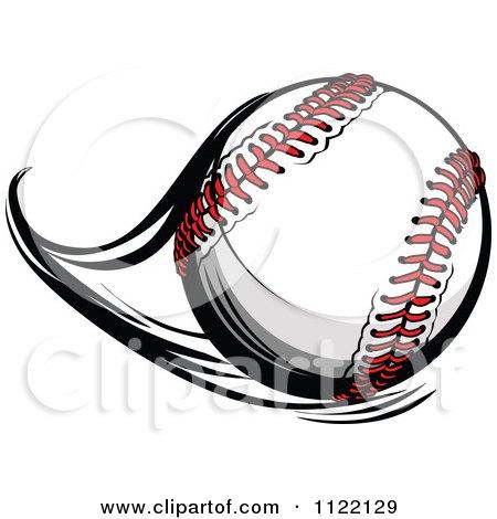 Flast Flying Baseball Posters, Art Prints