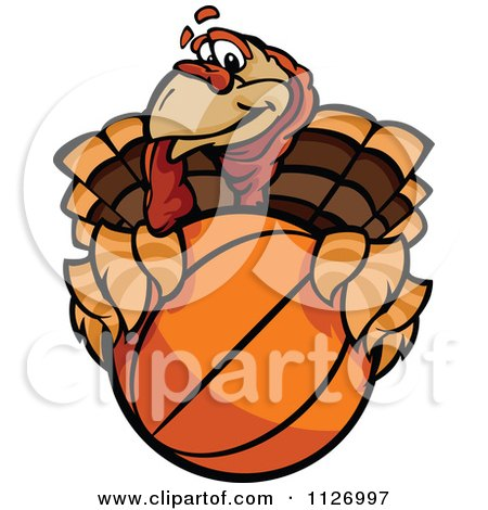 Royalty-Free (RF) Basketball Turkey Clipart, Illustrations ...