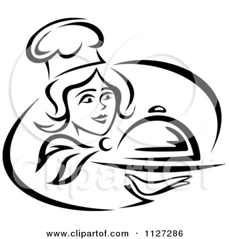 lady chef logo design ideas - photo #47