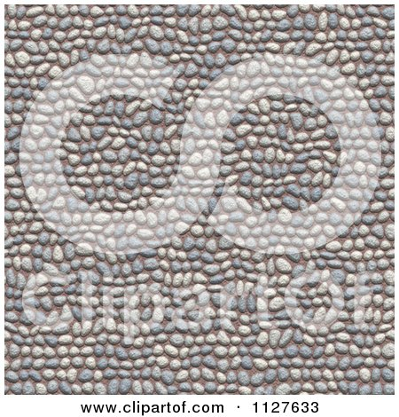 Clipart Of A Seamless Paver Stone Rock Texture Background Pattern ...