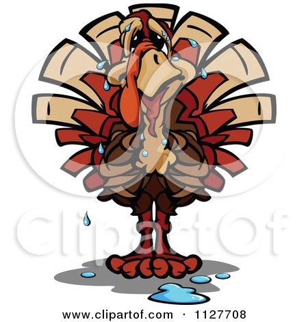 worried turkey - Free Clip Art For Download