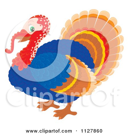 Cute Thanksgiving Turkey Bird Posters, Art Prints