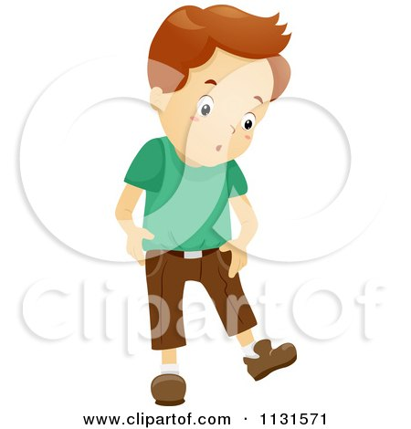 royaltyfree rf clipart illustration of a baby shown in