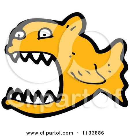 Royalty-Free (RF) Clipart of Piranhas, Illustrations, Vector ...