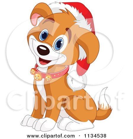 Royalty Free Rf Clip Art Illustration Of A Cute Puppy