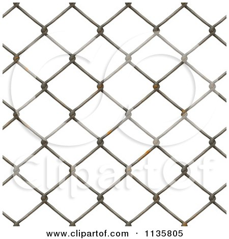 Contemporary Transparent Chain Link Fence Texture Background Pattern Version 5 And Decor