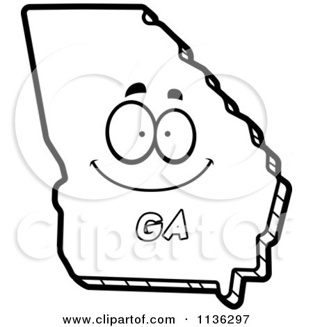 States Coloring Pages Free