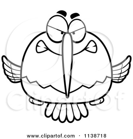 Mean Bee Coloring Page Coloring Coloring Pages