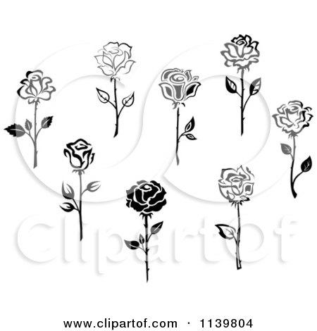 Small Rose Clip Art