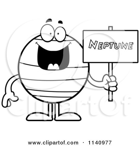 neptune coloring pages - photo#25