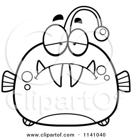 catching viper fish coloring pages - photo#33