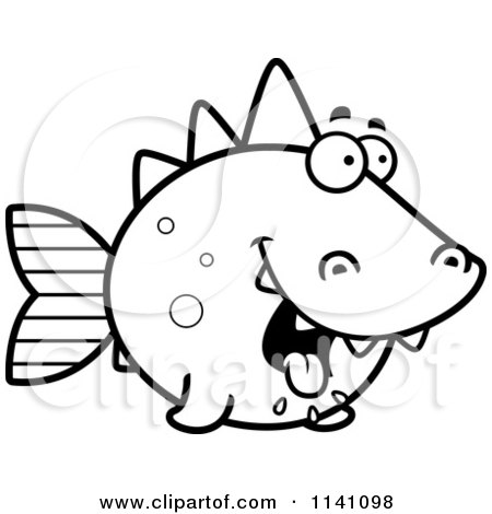 Goldfish Babies Coloring Pages