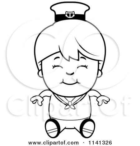 royalty free rf sailor boy clipart illustrations vector graphics 1 Yelling Clip Art preview clipart