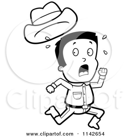 Cowboy Badge Cliparts also Ride likewise New Pg2 furthermore Running scared further Wild West Coloring Pages. on scared cowboy clip art