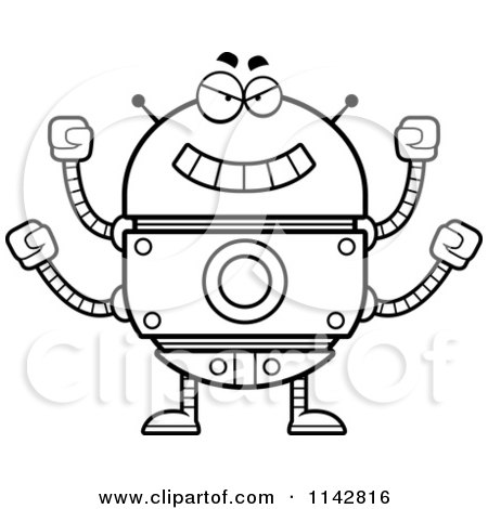 Mean_robot
