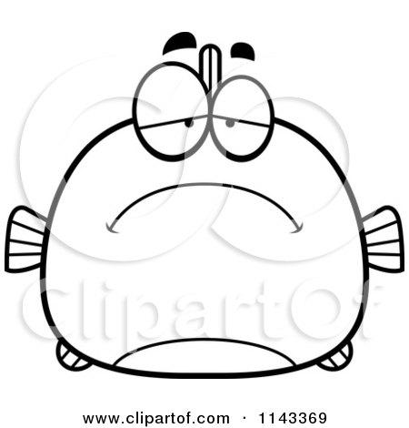A Sad Fish