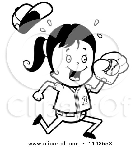 Royalty Free Rf Tomboy Clipart Illustrations Vector Graphics 1