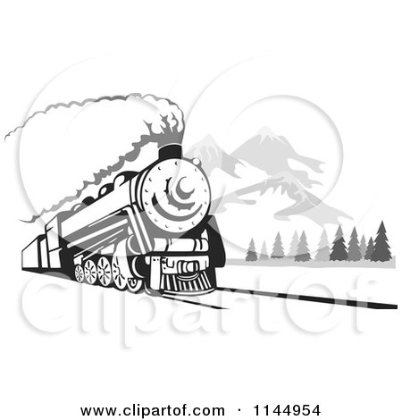 RoyaltyFree RF Clipart of Steam
