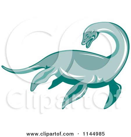 RoyaltyFree RF Loch Ness Monster