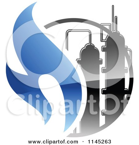 Royalty-Free (RF) Oil Refinery Clipart, Illustrations, Vector ...
