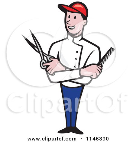 Clip Art Barber Clipart royalty free rf barber shop clipart illustrations vector preview clipart