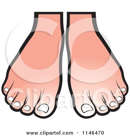clipart of a pair of outlined feet royalty free vector food clipart black and white food clipart free