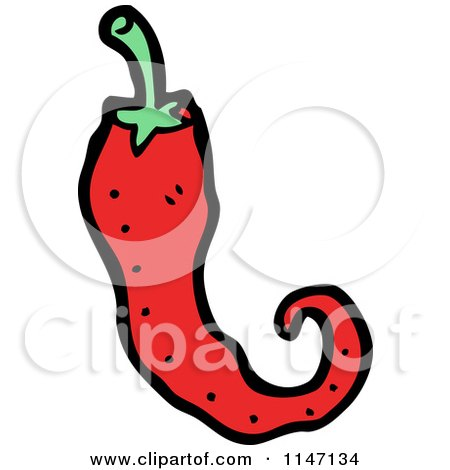 Spicy Hot Red Chili Pepper Posters, Art Prints