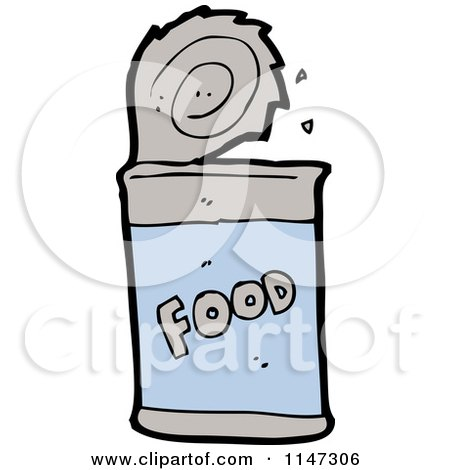 Royalty-Free (RF) Canned Food Clipart, Illustrations, Vector ...