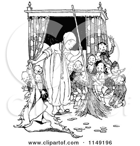 Coloring page outline of dwarves and snow white posters for Evil stepmother coloring pages