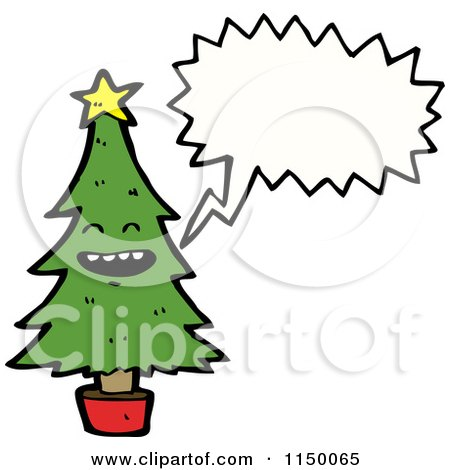 Royalty Free Christmas Tree Illustrations by lineartestpilot Page 1