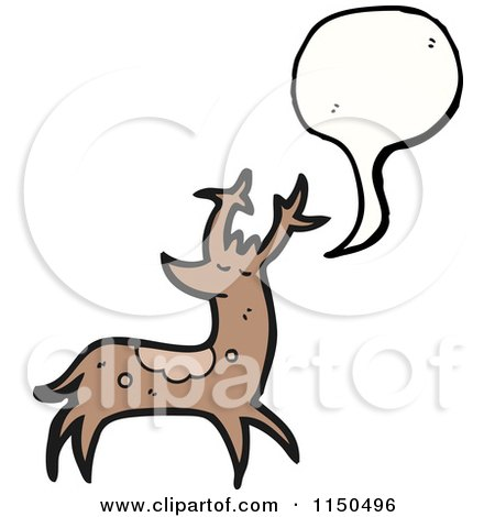 Royalty-Free (RF) Deer Clipart, Illustrations, Vector Graphics #12