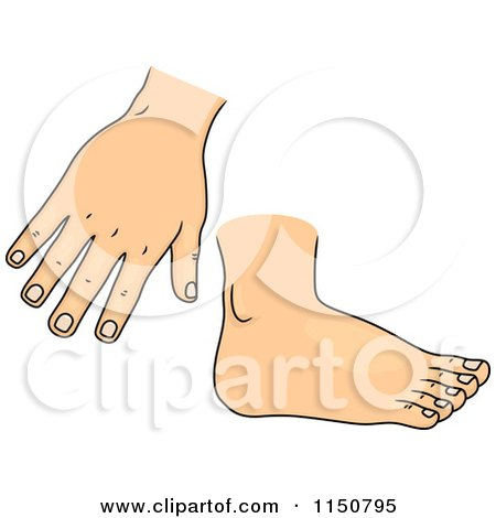 Royalty Free Foot Illustrations by BNP Design Studio Page 1