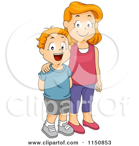 royalty free  rf  little brother clipart  illustrations sister clip art pictures sister clip art images