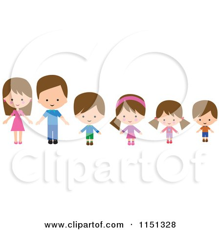 Royalty Free Rf Clipart Of Sisters Illustrations