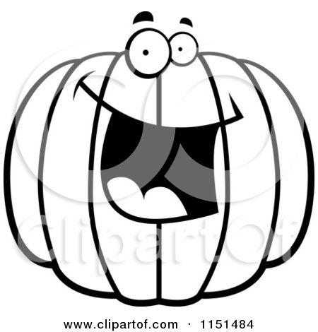 cartoon pumpkins coloring pages - photo#39
