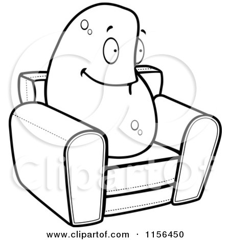 lazy clipart black and white - photo #22