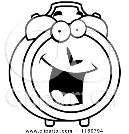 royalty free stock illustrations of alarm clocks by cory