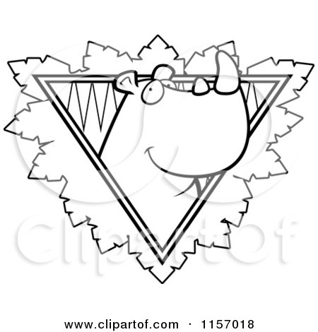 Royalty-Free (RF) Rhino Logo Clipart, Illustrations ...