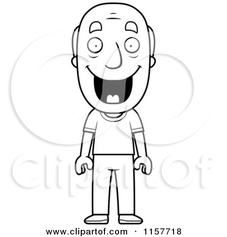 Royalty Free Rf Happy Grandpa Clipart Illustrations