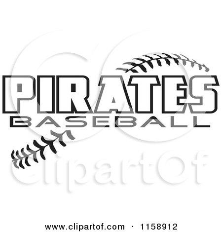 pirates logo baseball coloring pages - photo#24