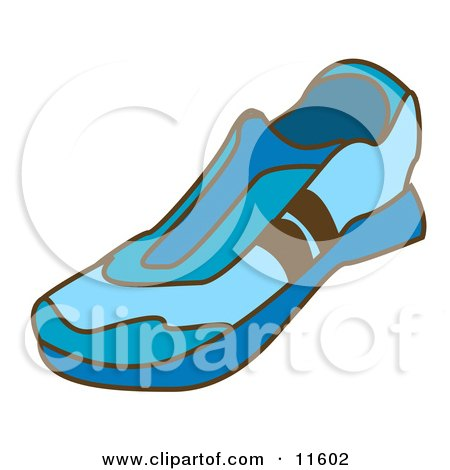 Tennis Shoes Clipart