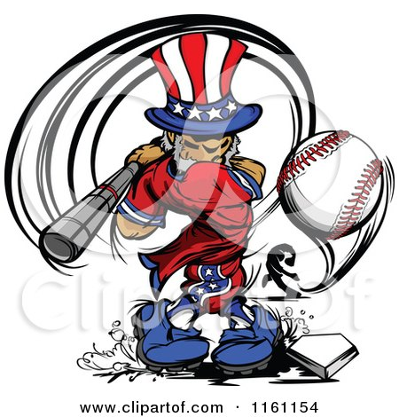 Royalty-Free (RF) Uncle Sam Clipart, Illustrations, Vector Graphics #1